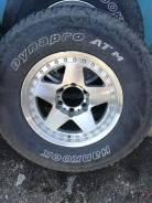 Продам колеса с сурфа. 7.0x16 6x139.70 ET-10