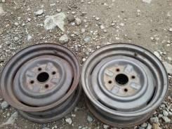 Bridgestone. 5.5x14, 4x114.30, ET20, ЦО 62,0мм.