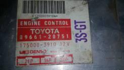 Блок управления двс. Toyota Celica, ST185 Двигатель 3SGTE