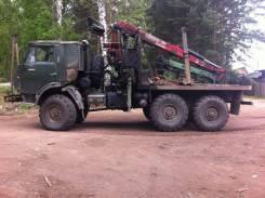 Камаз 4310. Продается лесовоз камаз 4310 1990г. в, 10 000 куб. см., 10 000 кг.