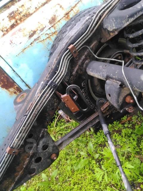 Рама. Nissan Terrano, WBYD21 Двигатель TD27