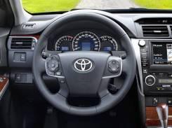 Оригинальный кожаный обод руля Toyota Camry 2011-2014