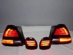 Стоп-сигнал. Toyota Aristo, JZS161, JZS160 Lexus GS430, JZS160, UZS160, UZS161 Lexus GS400, JZS160, UZS160, UZS161 Lexus GS300, UZS161, UZS160, JZS160...