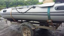 Продам телегу для лодки ПВХ. Г/п: 500 кг., масса: 150,00кг.