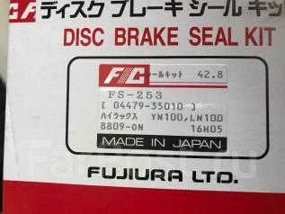 Ремкомплект рабочего тормозного цилиндра. Toyota 4Runner, LN106, RN106, YN135, RN110, RN130, RN120, VZN105, VZN61, VZN131, RN101, RN135, LN135, LN111...