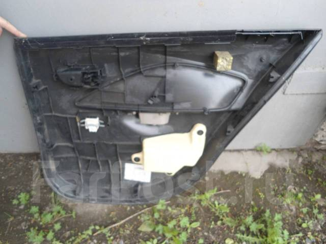Ручка двери внутренняя. Toyota: Ractis, Yaris, Wish, Vios, Belta Двигатели: 1NZFE, 2SZFE, 2NZFE, 2ZRFAE, 3ZRFE, 1KRFE