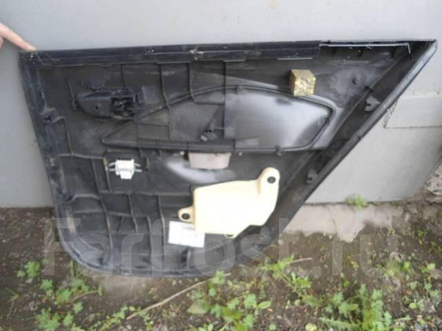Обшивка двери. Toyota Belta, NCP96, SCP92 Двигатели: 2NZFE, 2SZFE
