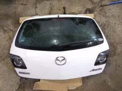 Дверь багажника. Mazda Axela Mazda Mazda3, BK Mazda Mazda3 MPS, BK