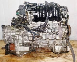 Двигатель в сборе. Nissan: AD, Atlas, Wingroad, Caravan, NV350 Caravan, Primera, Serena, Liberty, Avenir, Prairie, X-Trail, Teana Двигатель QR20DE