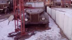 ГАЗ 69. механика, 4wd, 2.4, бензин