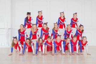 Развивающие занятия для детей! Акробатика, гимнастика, черлидинг танцы!