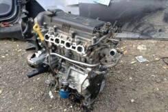 Двигатель в сборе. Kia Rio Двигатель G4FA