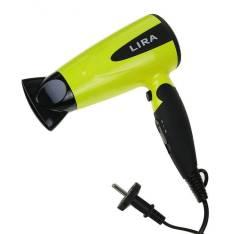 Фен для волос LIRA LR 0701, 1600 Вт, складная ручка. Новый. Низкая цена!