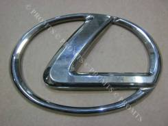 Эмблема решетки. Lexus LX470, UZJ100 Lexus LX570, URJ201, URJ201W Двигатели: 2UZFE, 3URFE