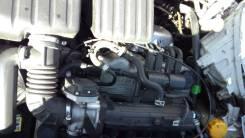 Двигатель Дэу Матиз 2011г. Daewoo Matiz