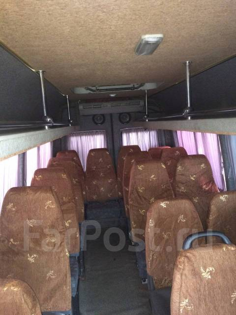 Mercedes-Benz 410D. Микроавтобус Мерседес 904, 2 900 куб. см., 19 мест