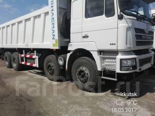 Shaanxi Shacman. Самосвал Shacman 8Х4 SX3316DТ366С, 10 500 куб. см., 40 000 кг.