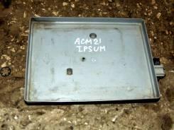 Кронштейн под аккумулятор. Toyota Ipsum, ACM21, ACM26W, ACM26, ACM21W Двигатель 2AZFE