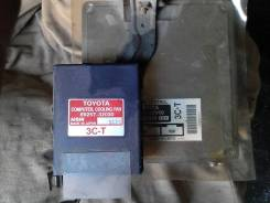 Блок управления вентилятором. Toyota Vista, CV40, CV43 Toyota Camry, CV43, CV40 Двигатель 3CT
