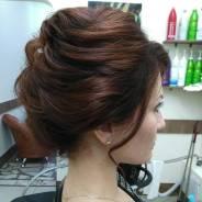 Вечерние причёски, укладки, визаж, другие услуги парикмахера.