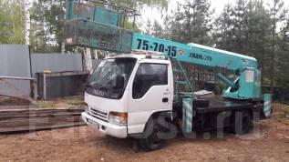 Isuzu. Продаётся автовышка Исудзу Ельф, 4 600 куб. см., 21 м.