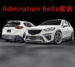 Обвес кузова аэродинамический. Mazda CX-5, KE2AW, KE5FW, KE5AW, KEEAW, KE2FW, KE. Под заказ
