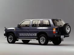 Порог кузовной. Nissan Terrano, MG21S, TR50, LBYD21, VBYD21, WHYD21, LR50, LUR50, PR50, WBYD21, LVR50, RR50