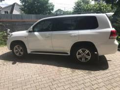 Toyota Land Cruiser. автомат, 4wd, 4.8 (170 л.с.), бензин, 133 000 тыс. км