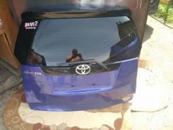 Дверь багажника. Toyota Ractis, NCP122, NCP120, NSP122, NCP125, NSP120, NCP120X, NCP125X, NSP120X Subaru Trezia, NCP120X, NSP120X, NCP125X Двигатели...