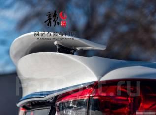 Крышка багажника. Mazda Mazda6, GJ Mazda Atenza, GJ2AP, GJ5FP, GJ2FP, GJEFP. Под заказ