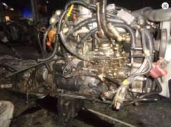 Двигатель в сборе. Nissan Terrano Двигатель TD27T