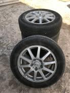 Комплект летних колес 205/60/16 на Ниссан. x16 5x114.30