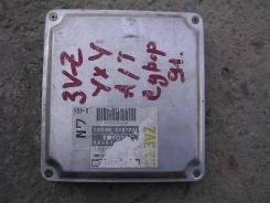 Блок управления двс. Toyota Hilux, VZN130, KZN130 Двигатель 3VZE