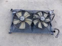 Радиатор охлаждения двигателя. Toyota Vista Ardeo, ZZV50G, ZZV50 Двигатель 1ZZFE