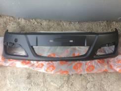 Бампер передний, фара, решетка Opel Astra H