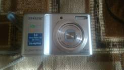 Sony Cyber-shot. 10 - 14.9 Мп, зум: 3х