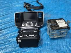 Магнитола. Nissan Teana, J32R, J32 Двигатель VQ25DE