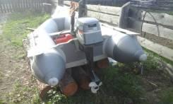 Yamaha. Год: 1999 год, длина 381,00м., двигатель подвесной, 8,00л.с., бензин