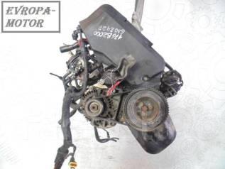 Двигатель в сборе. Fiat Punto