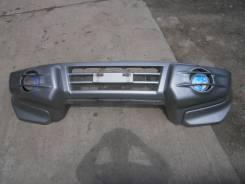 Бампер. Mitsubishi Pajero, V63W, V73W, V60, V75W, V78W, V77W Mitsubishi Montero, V60 Двигатель 6G74
