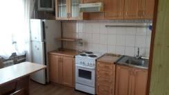 1-комнатная, улица Шошина 19. БАМ, агентство, 33 кв.м. Кухня