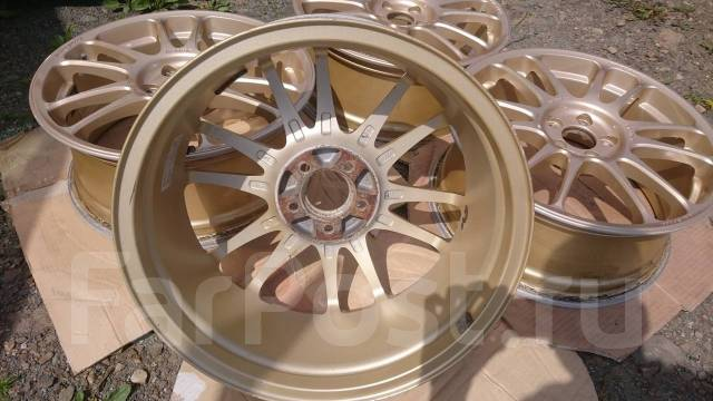 A-Tech Final Speed Gear-R. 7.0x17, 5x100.00, ET48