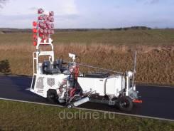 Winter WTE 1000 термопластик экструдер машина для разметки. Под заказ