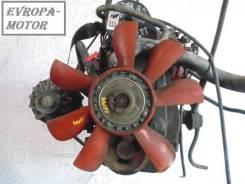 Двигатель (ДВС)  на Ford Sierra 1986 г. объем 1.6 л