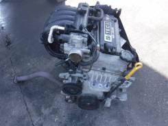 Двигатель в сборе. Chevrolet Aveo