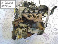 Двигатель (ДВС) на Mazda Demio 2000 г. объем 1.5 л.