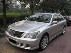 Обвес кузова аэродинамический. Toyota Crown, GRS188, GRS180, GRS181, UZS186, GRS182, UZS187, GRS183, GRS184
