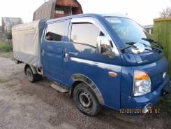 Hyundai Porter II. Продам двухкабинник, 2 500 куб. см., 1 000 кг.