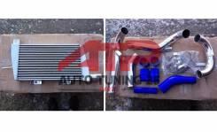 Интеркулер. Mitsubishi Lancer Evolution Mitsubishi Lancer Двигатель 4B11