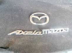 Эмблема багажника. Mazda Axela Mazda Mazda3